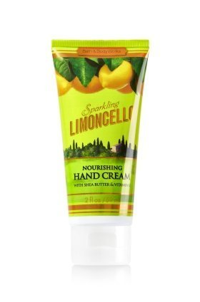 discount duty free Bath & Body Works Nourishing Hand Cream Sparkling Limoncello by Bath & Body Works