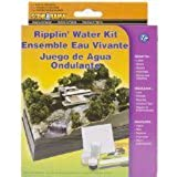 Woodland Scenics SP4122 Ripplin Water Diorama Kit