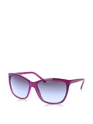 GUESS Gafas de Sol 7308 (60 mm) Morado