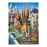 Educa-Borras-1000-Piece-Miniature-Puzzle-Collage-Gaudi