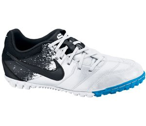 Nike Jr Nike5 Bomba - (White/Blue Glow/Black)