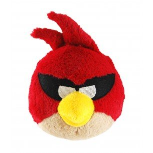 Angry Birds Space Plush Firebomb