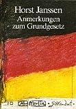Anmerkungen zum Grundgesetz. (3875361490) by Horst Janssen