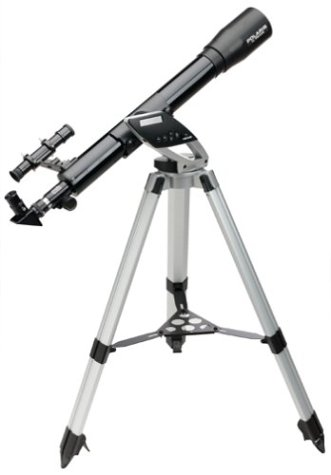 Meade 50201 Polaris Ngc-60 Refractor Telescope With Self-guided ComputerB0002718IE