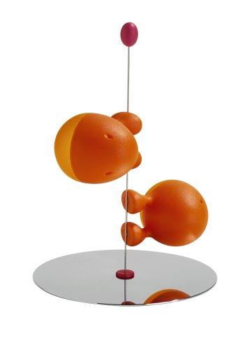 Alessi Lilliput Salt & Pepper - Orange - Buy Alessi Lilliput Salt & Pepper - Orange - Purchase Alessi Lilliput Salt & Pepper - Orange (Alessi, Home & Garden, Categories, Kitchen & Dining, Cook's Tools & Gadgets, Tool & Gadget Sets)