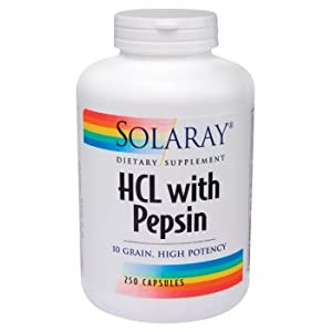 Solaray Betaine with HCL
