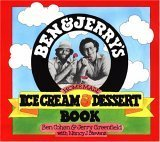 Ben & Jerrys Homemade Ice Cream & Dessert Book