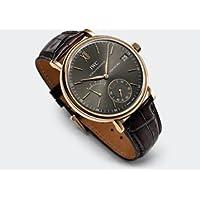 [アイダブリューシー]IWC 腕時計ポートフィノ・ハンドワインド・エイトディズ K18x革ベルト ダークブラウン  IW510104 メンズ [メーカー保証付] [お取り寄せ品] [並行輸入品]