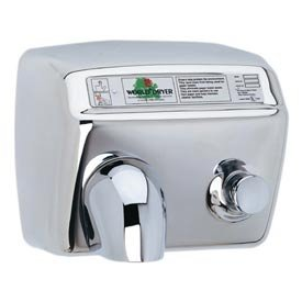 hand dryer brushed stainless steel 115v bathroom hand dryers
