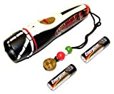Energizer-Eveready 02241 - Disney Pirates of the Caribbean Bone Hand Flashlight (Batteries Included) (PIR2AAE)