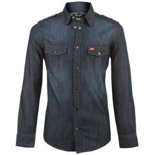 Buy Shirts from the Mens department at Debenhams. You'll find the widest range of Shirts products online and delivered to your door. Shop today! Menu Snow blue long sleeve stretch denim shirt Save. Was £ Now £ Burton Green long sleeve relaxed fit checked shirt Save. Was £ .