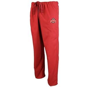 NCAA Ohio State Buckeyes Scarlet Scrub Pants by Football Fanatics