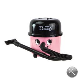 Hetty the Hoover Desktop-Funky Home Desk Accessories: Amazon.co.uk