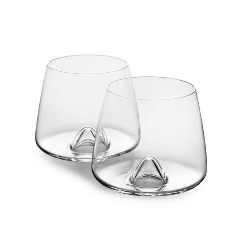 Normann Copenhagen Whiskeyglas 2er Set