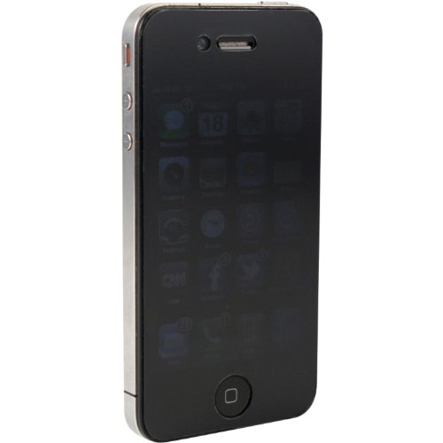 ScreenGuardZ 4-Way Privacy Screen Protector for iPhone 4 / 4S