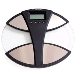 Cheap Body Fat & Water Scale – Bold Black – Weight Loss Goals (B000TZ9FWK)