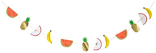 Meri Meri 45-2294 Mini Fruit Garland Novelty (Fruit Party compare prices)