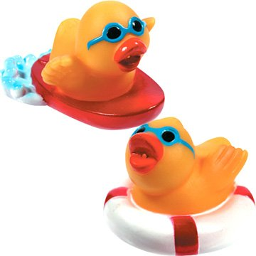Rubber Ducky Mini Water SportsRubber Ducky Mini Water Sports