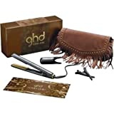 Plancha GHD Boho Chic Hair Straightener With Gold Classic Styler & New Look