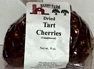 Dried Tart Cherries, 8 oz.