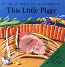 This Little Piggy with Finger Puppets (Finger Puppet Books)
