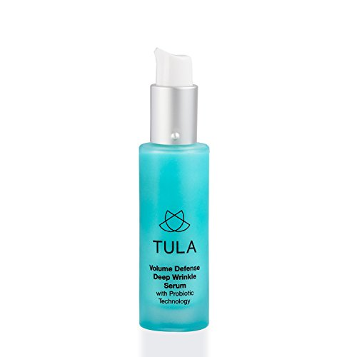 TULA-Volume-Defense-Deep-Wrinkle-Serum-with-Probiotic-Technology-1-oz-Weightless-Anti-aging-Facial-Serum-with-Retinol-and-Vitamin-C-for-Plumper-Firmer-Smoother-Skin