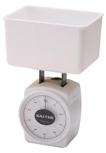 Salter 021 Diet Kitchen Scale  Storage Container