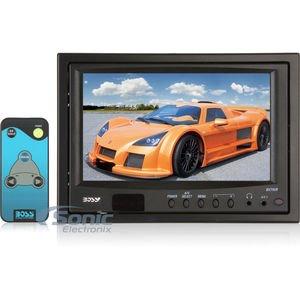 BOSS AUDIO BV7HIR 7 inch Widescreen Monitor, Wireless Remote