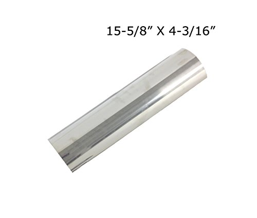 Stainless Steel Heat Plate Replacement for Kenmore and Master Forge Gas Grill Models