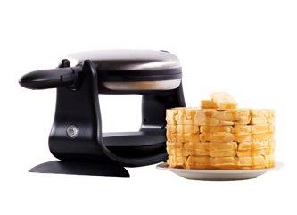 rotating waffle maker instructions