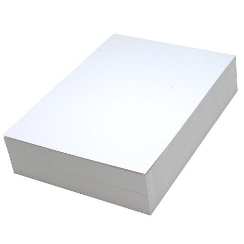 A4 ケント紙 インクジェット&レーザー 北雪 約0.29mm/枚 Y目 260kg(坪量) 220kg(四六判) 500枚