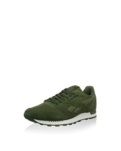 Reebok Sneaker Cl Clip grün