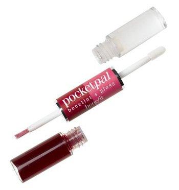 ベネフィット ポケットパル ~ベネティント+リップグロス~pocket pal lip cheek stain & clear gloss