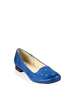 zapato Slippers (Cobalto)