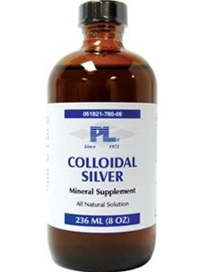 Progressive Labs - Colloidal Silver 8 oz