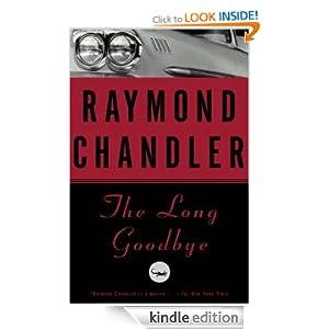 The Long Goodbye: A Novel (Vintage Crime/Black Lizard) Raymond Chandler