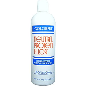 COLORFUL Neutral Protein Filler Hairdressers