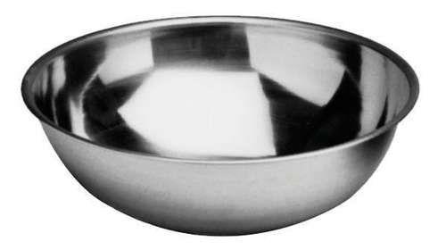 Crestware 8-Quart Stainless Steel Mixing Bowl (Stainless Steel Shallow Bowl compare prices)