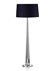 Contemporary Tapered Floor Lamp