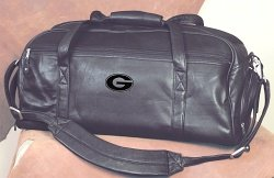 Georgia Bulldogs Sport Duffle Bag by Canyon Outback