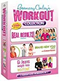 Rosemary Conley's Workout Collection DVD Boxset- 3 Discs
