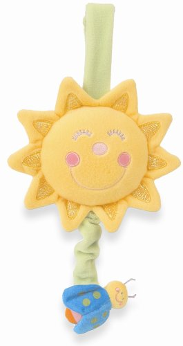 Kids Preferred Sunshine Light-Up Pull String Musical - 1