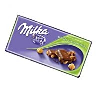 World's Best Milka Chocolate – Whole…