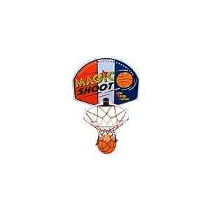 "16"" Magic Shot Mini Basketball Hoop Set"