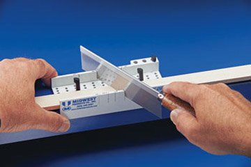 Midwest Products Hobby & Craft Easy Miter Box