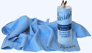 Easidri Super Absorbent Pet Grooming Towel - Large (85cmx66cm) Can Also be Used to Keep Large Dogs & HorsesCool
