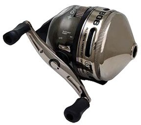 Zebco 808 MAGNUM Spincast Selectable Bait Alert Fishing Reel