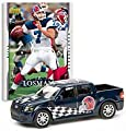 Buffalo Bills - JP Losman (Blue Car) 2007 Upper Deck Collectibles NFL Ford SVT Adrenalin Concept with Card