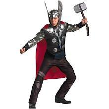 Thor Movie - Thor Prestige Adult Costume Size Plus (50-52)