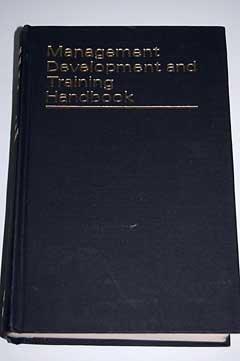 Management development and training handbook PDF